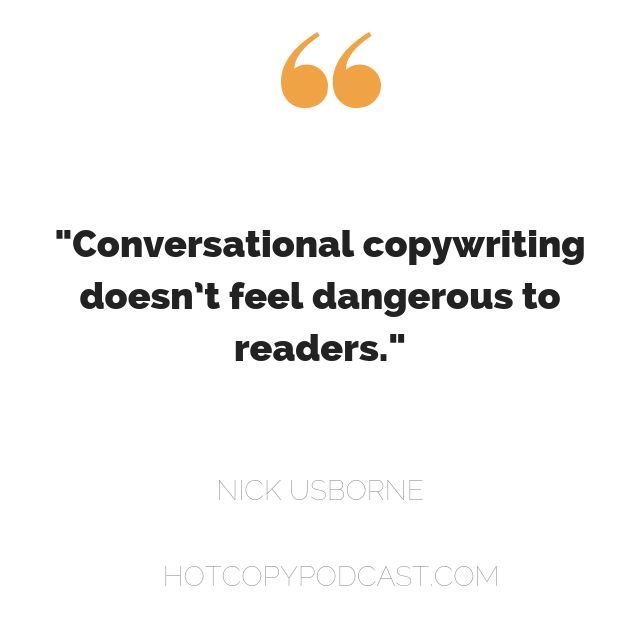 [FLASHBACK] E88: The science of conversational copywriting with Nick Usborne >> https://www.hotcopypodcast.com/e88-science-of-conversational-copywriting-with-nick-usborne/ …  #copywriting #copywriter #podcastpic.twitter.com/OlxMeppRQi