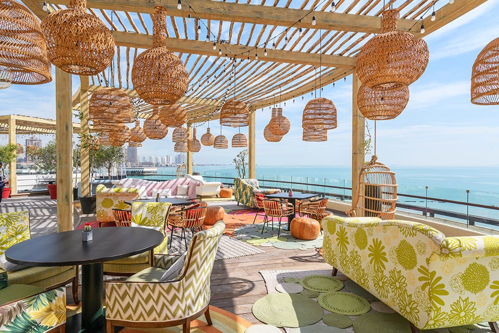 #museworld Article: Bishop Design is Back With an Amazing Restaurant Design: BOHO Social!  The BOHO Social is a Bohemian styled restaurant by Bishop Designs one to look out for when you're out in Qatar!  Read more: https://t.co/mZ11lefNt1  #museworld #iaa #museawards #bohosocial https://t.co/3EcFlsW5X0
