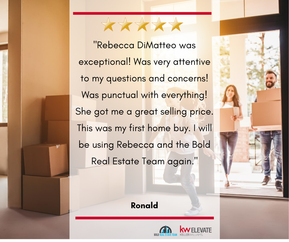 Thank you, Ronald! Enjoy your new home!   You can check out our amazing team here at https://www.boldsoldit.com/meet-the-team .  DM or give us a call at +1 440-879-7260.   #clientreviews #clienttestimonials #realestate #soldbybold #happyclients pic.twitter.com/nXoaWKXghe