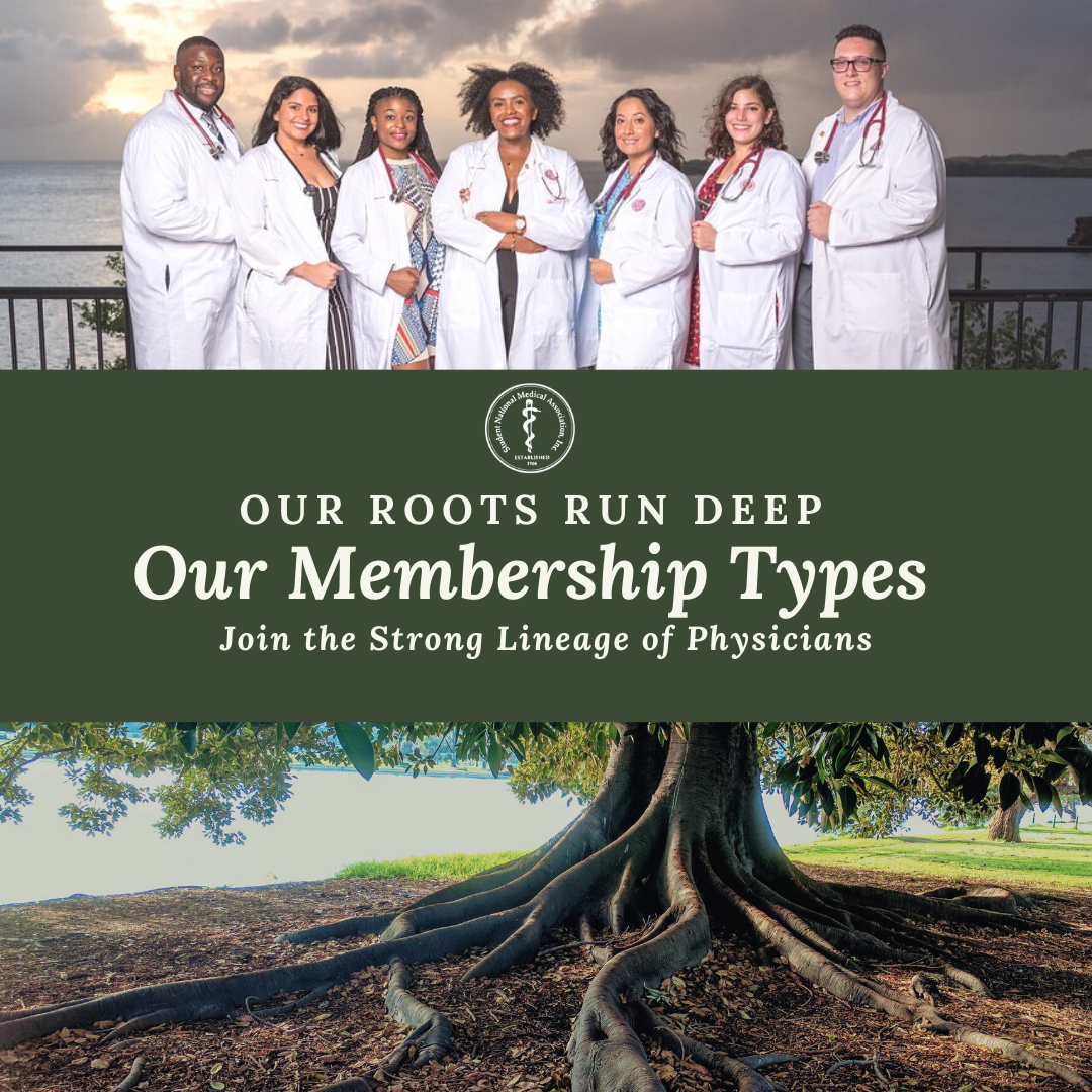 SNMA has a place for us all! Head over to ow.ly/4xty50AQiy5 to learn more about our different membership categories. Join our strong lineage! #SNMAMembership2020 #OurRootsRunDeep