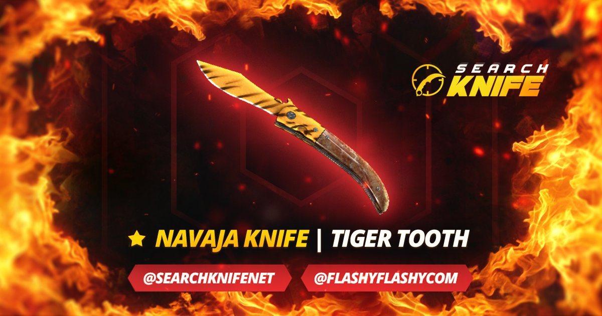 🎁 GIVEAWAY !!! 🎁 Navaja Knife | Tiger Tooth  To win: 🔻RETWEET 🔻LIKE 🔻FOLLOW @SearchknifeNet  🔻TAG 2 FRIENDS  #giveaway #csgoskins #CSGOGiveaway https://t.co/cjr7ea6Ufj
