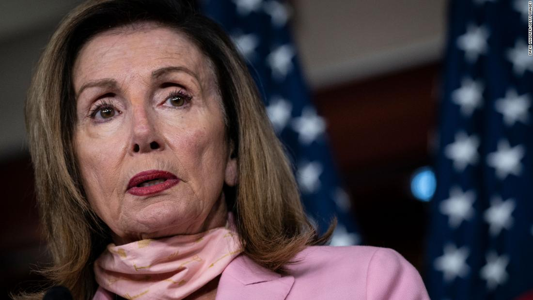 House Speaker Nancy Pelosi on the coronavirus stimulus price tag she's willing to settle for: $3.4 trillion https://t.co/SuVPbKBWLt https://t.co/1jEKnTtqey