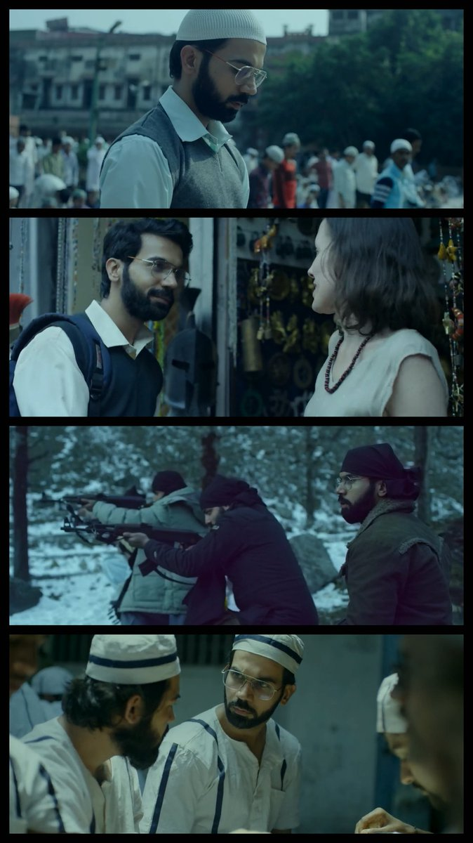 Finally watched #Omerta , another brilliant movie from @mehtahansal . And can't really describe @RajkummarRao 's performance. Brilliant to say the least.  Available on @ZEE5India #zee5 #omertareviewpic.twitter.com/j2rznsLbs4