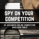 Image for the Tweet beginning: Spy on your competition: Find