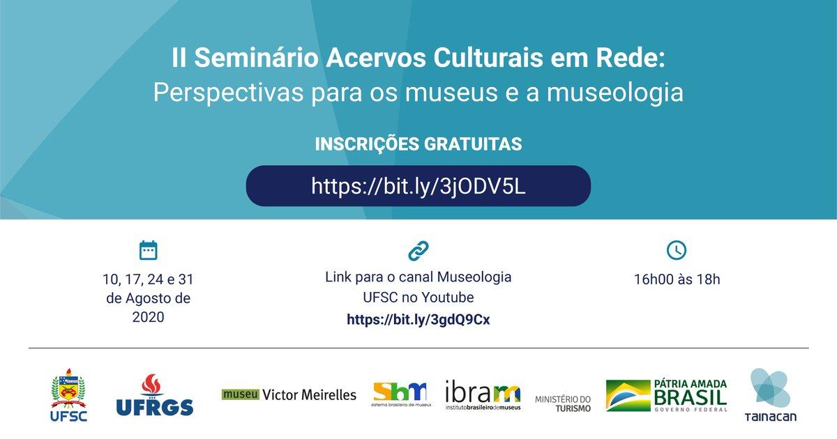 II Seminario acervos culturais em rede