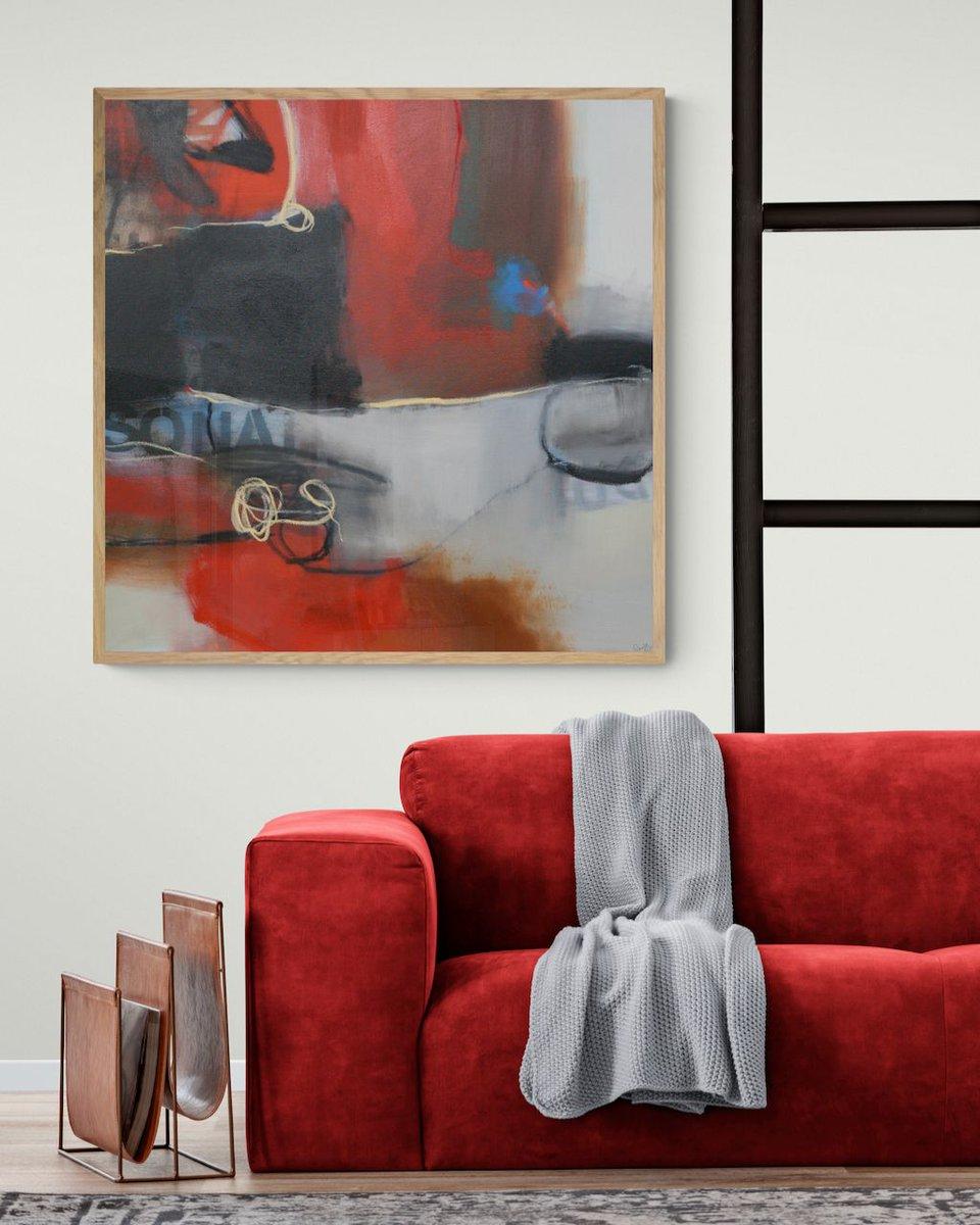 Sonata, 36x36, Oil on canvas, circa 2009  #abstractart #artista #galerie #oilpainting #artlover #dailyinspiration #gallery #loveart #artstudio #abstractartist  #abstract #myart #artforinstagram #instaartspic.twitter.com/NipD1TTz2d
