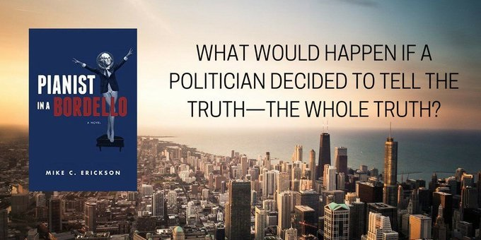 """"""" Simply too much fun and a real delight..."""" What would happen if a politician decided to tell the truth - the whole truth? Richard Youngblood, aspiring Congressman, is about to find out. https://www.Amazon.com/dp/B015L7L5PA  #political #satire @mikecerick #goodreads #readerspic.twitter.com/XHTaqov8BR"""
