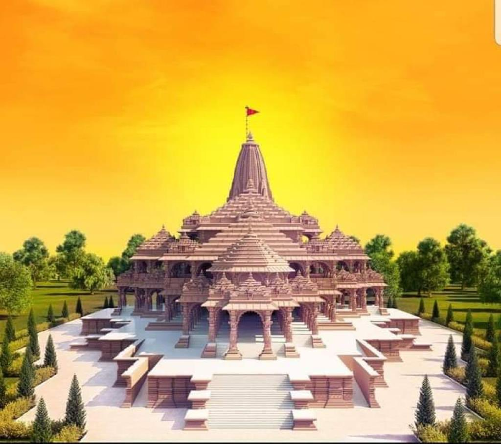 The #AyodhyaRamMandir is attached to the emotions of millions of people. It's beyond any religious belief or faith.   #RamMandir should lead to beginning of a new era in Indian Society. Let it become a symbol of Peace, Harmony and Unity.   #JaiShriRampic.twitter.com/ITlCDdYn9c