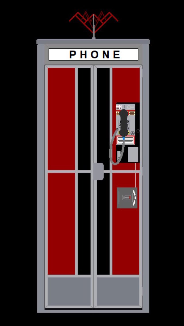 Both versions of the Phone Booth seen in the #BillandTed films, drawn in Microsoft Paint by myself. What do you think?   @BillandTed3 @Winterpic.twitter.com/7RTjDnl18D