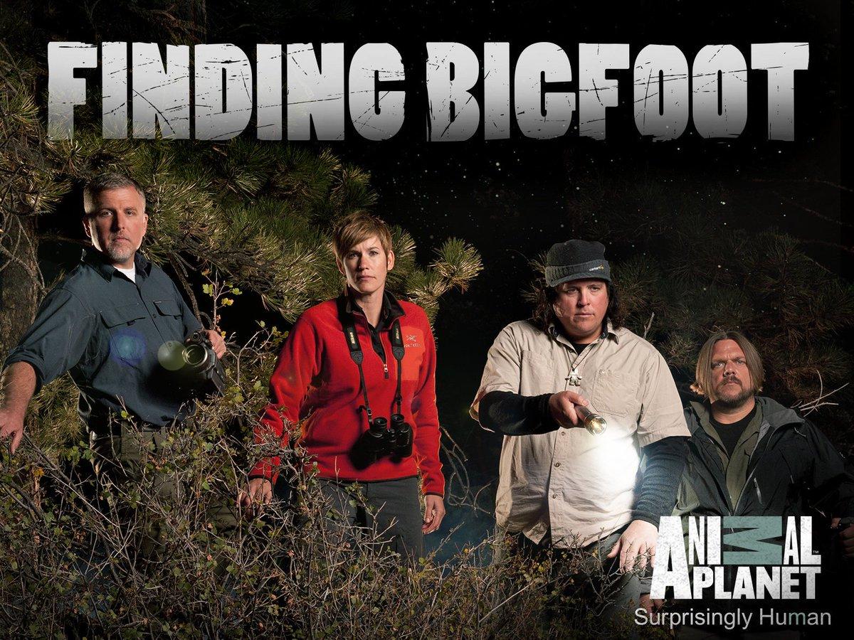 Loving the #FindingBigfoot marathon on @AnimalPlanet this evening! Keep them coming!!!! @CliffBarackman @squatcher @MattMoneymaker1 and @SkeptiScientist are the best!pic.twitter.com/juo51XQ2Ie