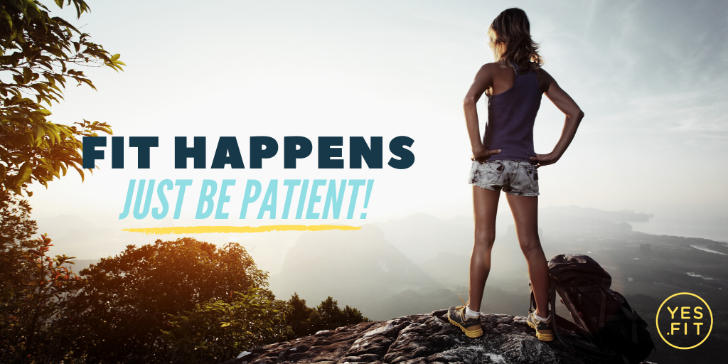 Results happen over time, not overnight. Work hard, stay consistent, and be patient!   #workout #fitness #motivation #healthy #fitfam #health #exercise #lifestyle #goals  #bepatient #pushyourself #setgoals https://t.co/WL2Pr8xwgs
