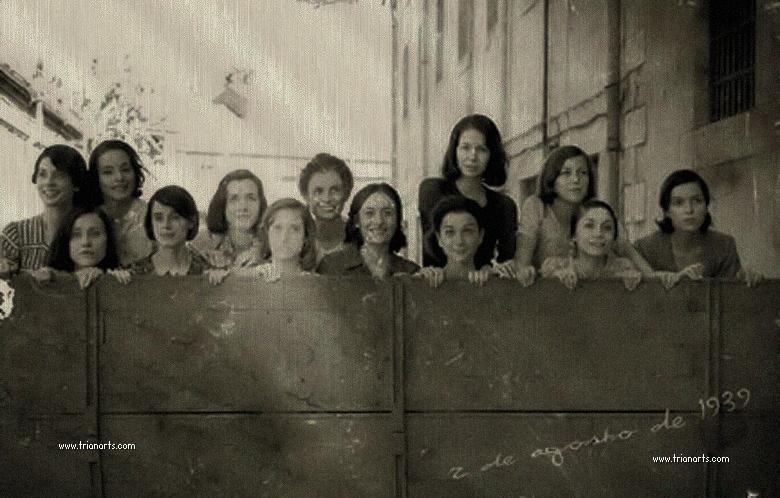 Las trece rosas: In memoriam, hoy se cumplen 81 años de aquel 5 de agosto de 1939, en que fueron ejecutadas,  la mayor tenía 29 años; https://t.co/srtqaJJbns  #LasTreceRosas https://t.co/XvbEUqaba4