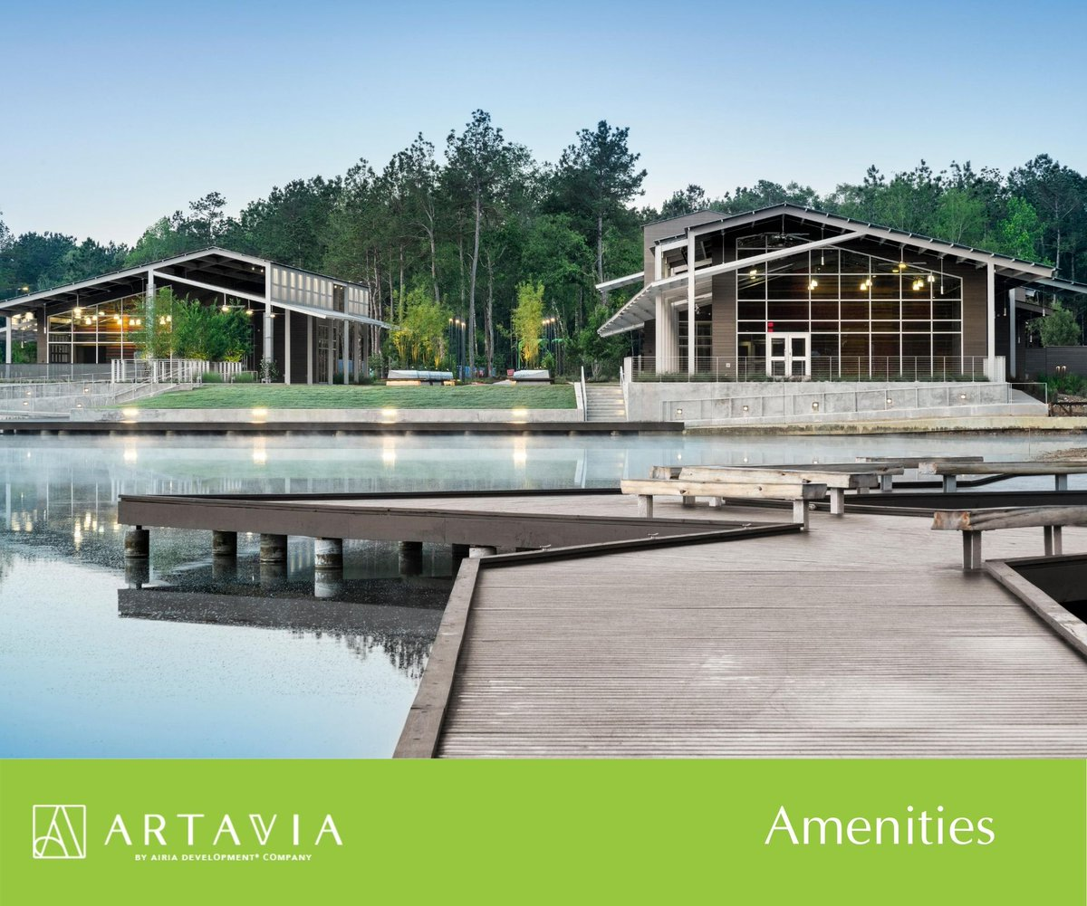 Great news! Dapple Park and the Amenity center are now open for our Residents!! http://www.artaviatx.com  #ARTAVIATX #LiveColorfully #ConroeTX #ConroeRealEstate #ConroeISD #LennarHomespic.twitter.com/vPlfMzdqUV