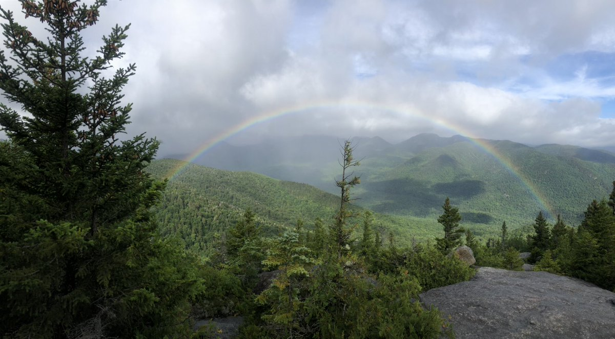 Noonmark Mountain NY #hiking #NewYork #adirondacks https://t.co/rgLEtAmDW4