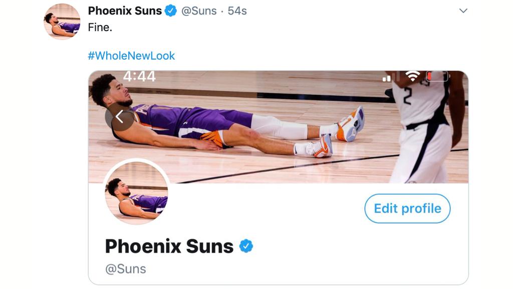 @SportsCenter's photo on Suns