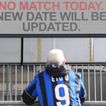 Image for the Tweet beginning: No match today. New DATE will
