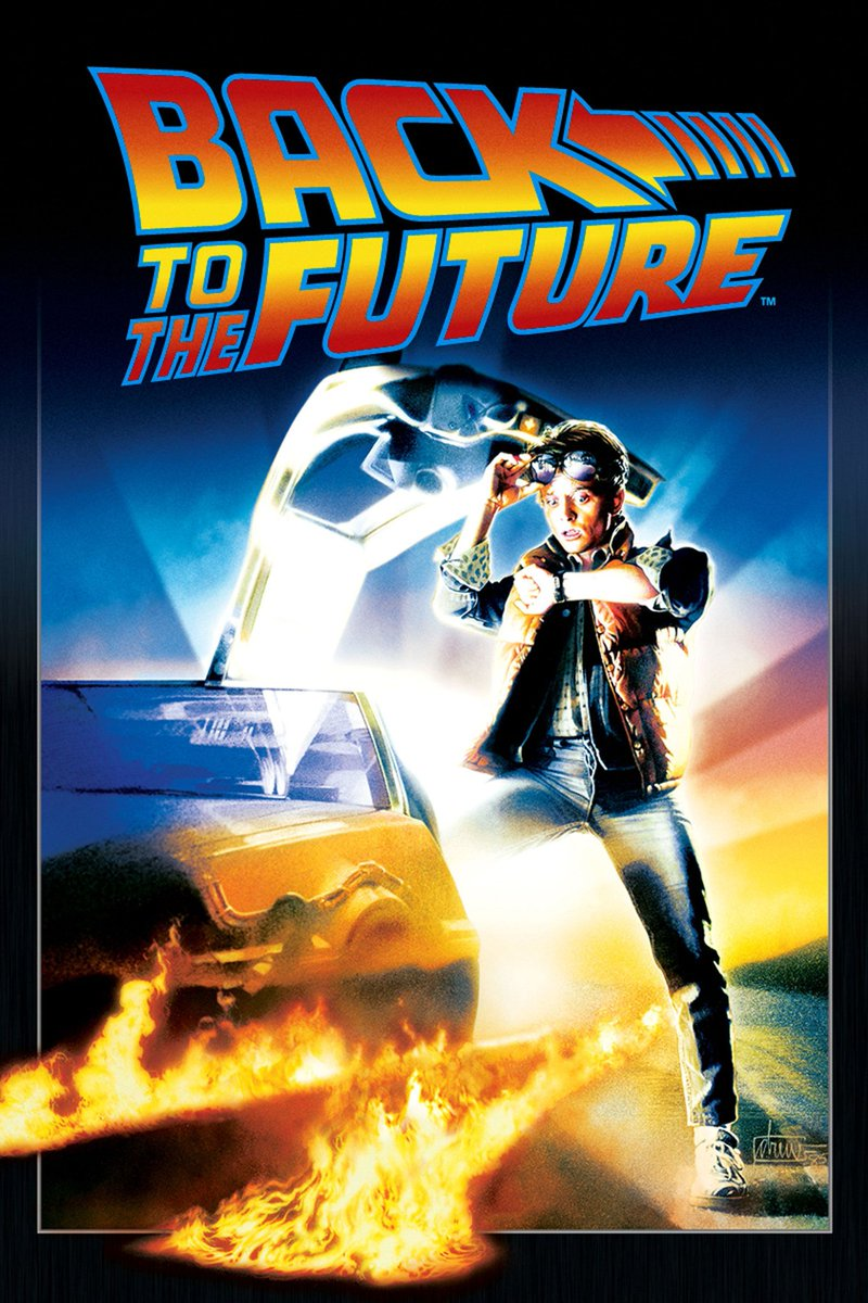 Watching #BackToTheFuture my favourite movie ever. #movies #movietwit pic.twitter.com/oPnUUbq8Kt