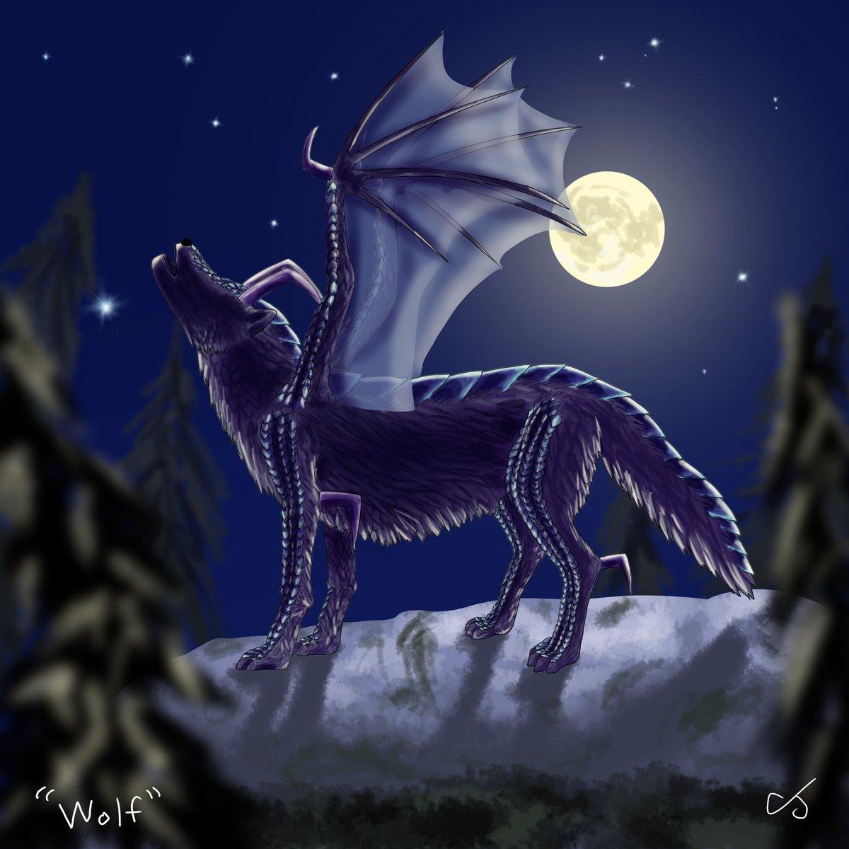 Smaugust day 4: Wolf  #smaugust #smaugust2020 #smaugust2020day4 #dragon #dragonpainting #dragonartwork #dragonart #wolf #howl #howling #wolfdragon #howlingwolf #digital #digitalpainting #digitalart #digitalartwork #digitalillustration #original #originalart #originalartworkpic.twitter.com/kTfFvRBJ5N