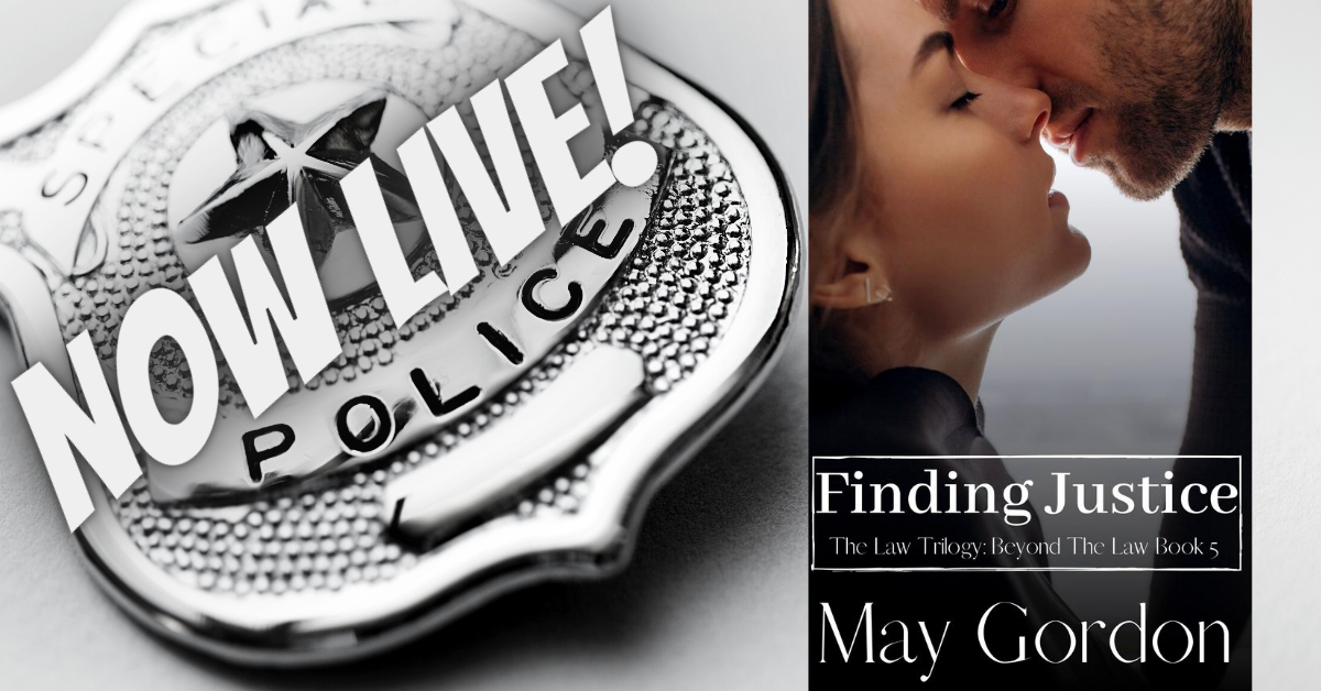 FINDING JUSTICE by @MayGordon2018 is LIVE for #99c or FREE with #KU!  ★ Amazon US: https://amzn.to/39WmIT9 ★ Amazon CA: https://amzn.to/33ovvw2 ★ Amazon UK: https://amzn.to/2D7KCzr ★Amazon AU: https://amzn.to/33lKaYQ  #safereads #HEA #InstaLove #NewReleasepic.twitter.com/WCTbwVt1Cl