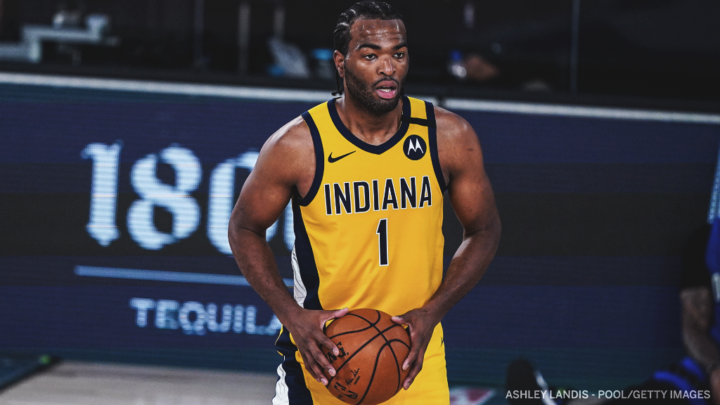 Just call @TonyWarrenJr if you need a bucket in the bubble!   119 points in three games 🔥 https://t.co/wuLVlMI7Js