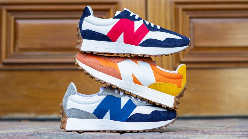 New Balance 327 is dropping