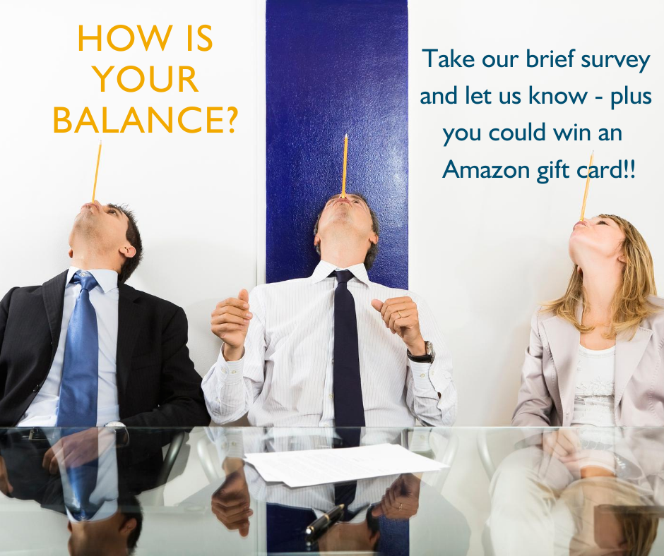 Want to be entered to win a $50 Amazon gift card to tell us about your work life balance? Yep, it's that easy. Sleeping enough? Have time to recharge your brain?  Survey Link: https://buff.ly/2DsvHPY #WorkLifeBalance  #wecareaboutyou #createagreatlifepic.twitter.com/IT5yRyEv6c