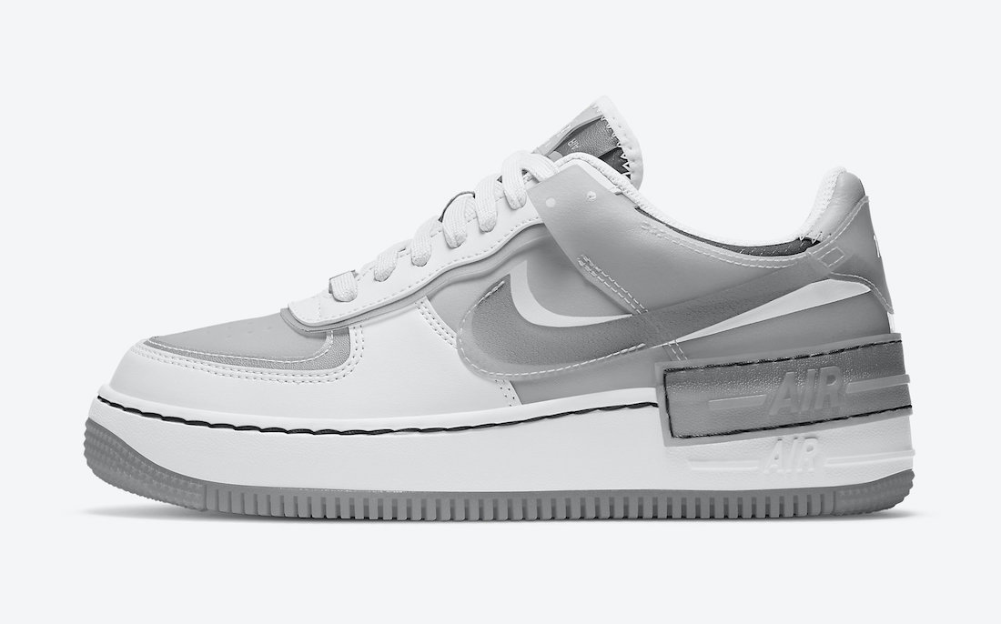 Nike Air Force 1 Shadow Releasing in 'Particle Grey' https://www.sneakerscartel.com/nike-air-force-1-shadow-releasing-in-particle-grey/ … #sneakerspic.twitter.com/WjZjt1Ms0o