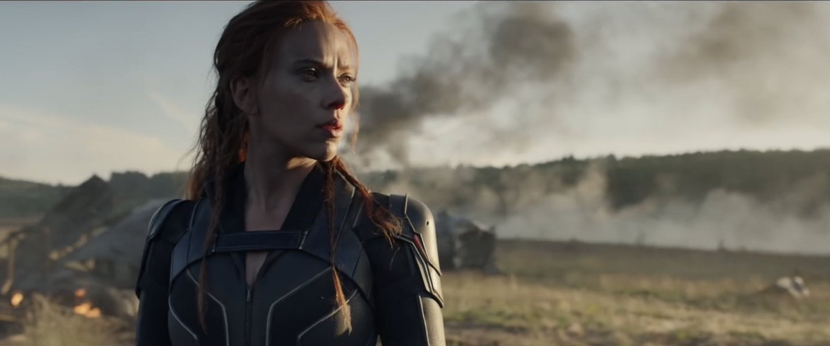 BLACK WIDOW DESERVES TO BE SEEN ON THE BIG SCREEN, NOT ON DISNEY+  She is the first female Avenger & her movie is long overdue. We waited more than a decade for this, we can wait a little more. pic.twitter.com/addyfkfsCN