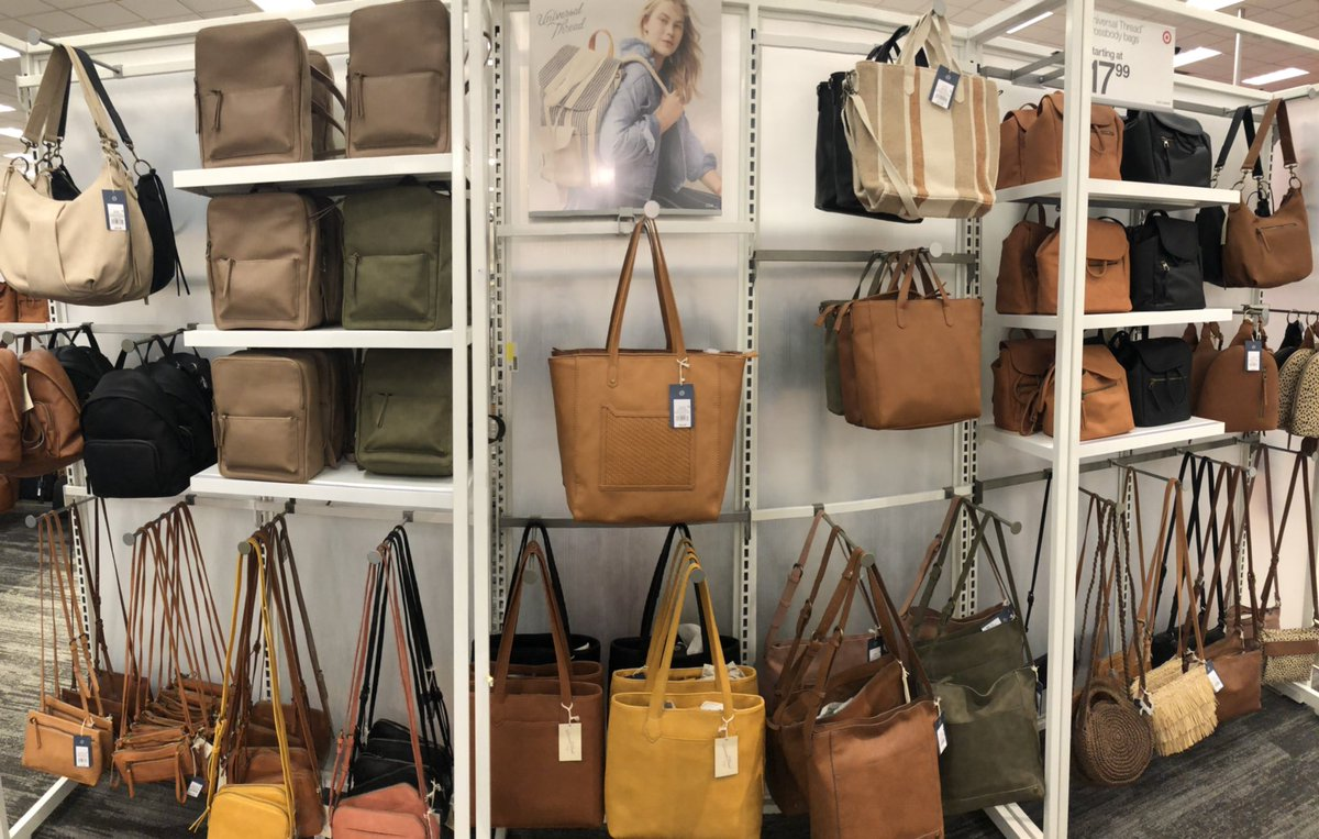 """I've always thought of accessories as the exclamation point of a woman's outfit.""  -Michael Kors   #t1191 #merchandising #handbags #targetstylepic.twitter.com/2FOQjI3JRB"