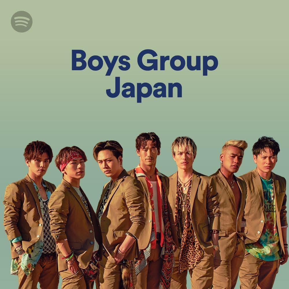 最新曲「starting over ~one world~」配信中! @Spotifyjp のプレイリスト「Boys Group Japan」では三代目 J SOUL BROTHERS from EXILE TRIBEがカバーで起用されていますので、是非チェックしてみてください♪