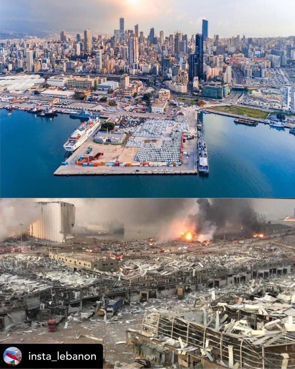 #LebanonExplosion