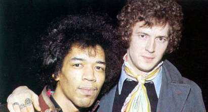 "Jimi Hendrix was once invited to play with Cream alongside Eric Clapton.  In the middle of the show, Clapton simply replied, ""You never told me he was that fucking good."" #musician  #WednesdayMotivation  #musica pic.twitter.com/meVmVgfNfJ"