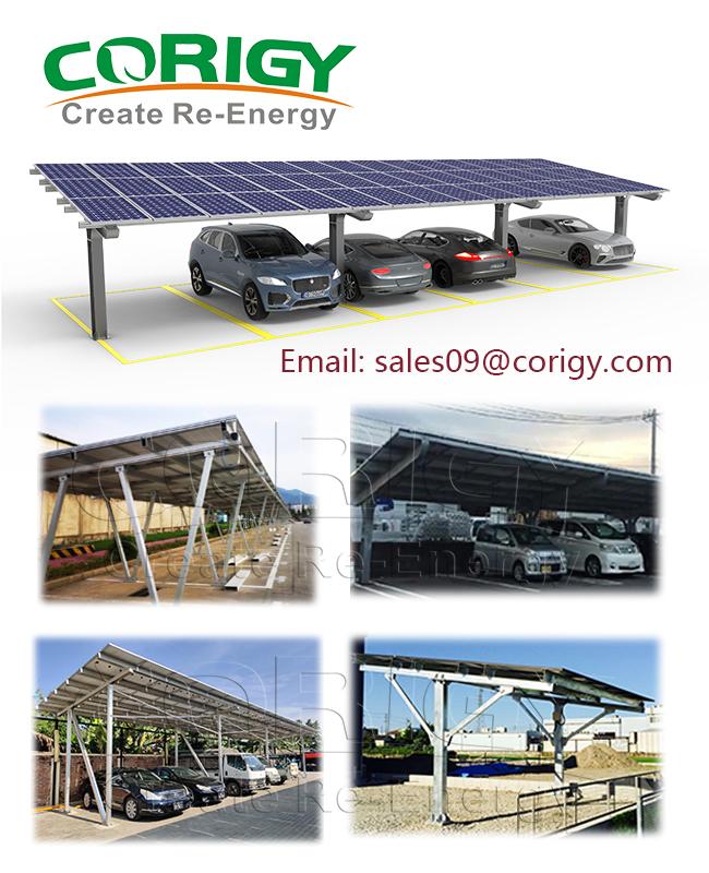 Corigy can provide you with either aluminum solar carport or carbon steel solar carport. #Solarcarport #Carportmountingstructure #solarcarportsolution #solarcarportsystem #CarParkingMountingBrackets #SolarCarShed #solarpoweredparkingshed #solarpark #solarparking  #carportsolarpic.twitter.com/5zyrMPUXEQ