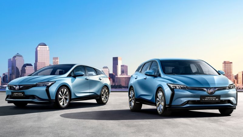 Buick Velite 6 to come in PHEV, electric versions for.... #crossover #auto #automotive http://bit.ly/2vtlezh pic.twitter.com/VqdnyYNMNl