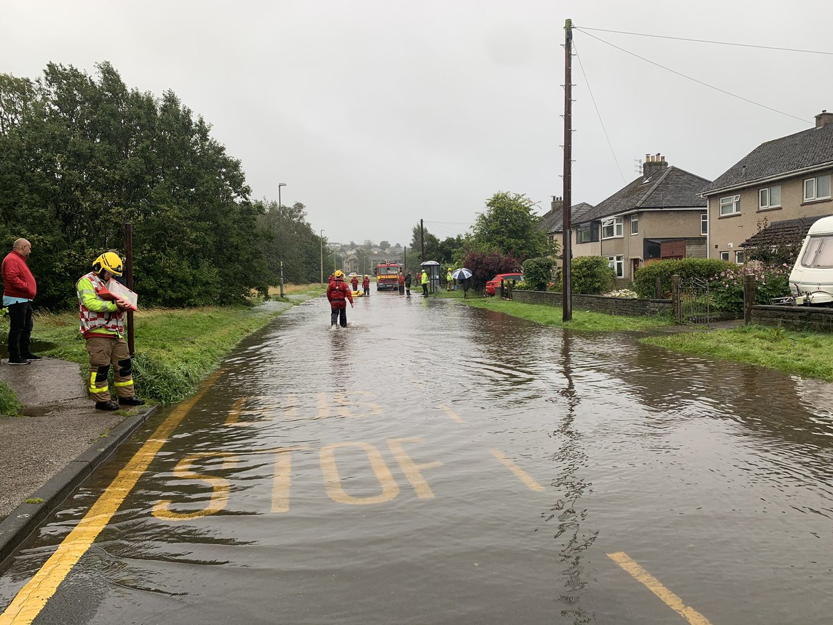 Morning @RobertJenrick my residents are flooding & some are being evacuated. They didn't get Bellwin help in 2017, please can you make sure they get it this time?