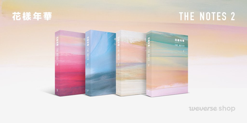 HELP RT  [INA GO ] HYYH The Notes 2 by @BTS_twt  . 235-325K  EMSTax : Sampe Sold Out Order Form: http://bit.ly/TheNotes2 . #grouporder #inago #BTS   #surabaya #notiputipuclub #hyyh #thenotes #thenotes2 #novel #bangtanuniverse #novel #book #preorder #ayokhilafpic.twitter.com/XIDqlgQFNf
