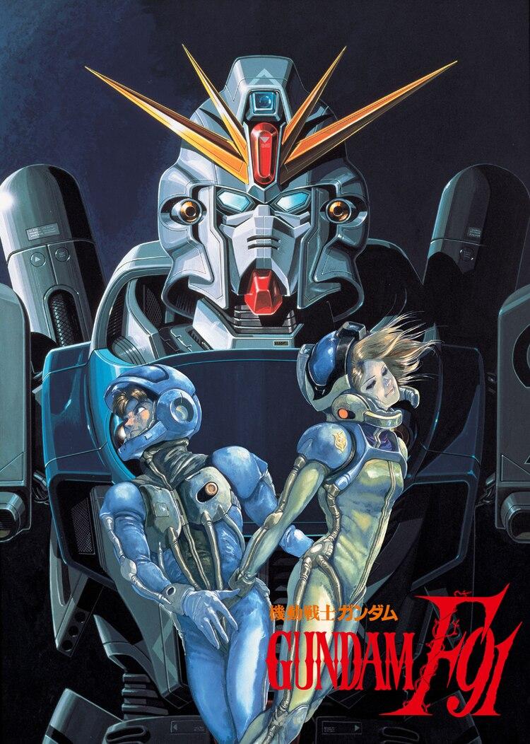 「ガンダムF91 完全版」「ガンダムW Endless Waltz 特別篇」国内初の4DX上映 #gundam