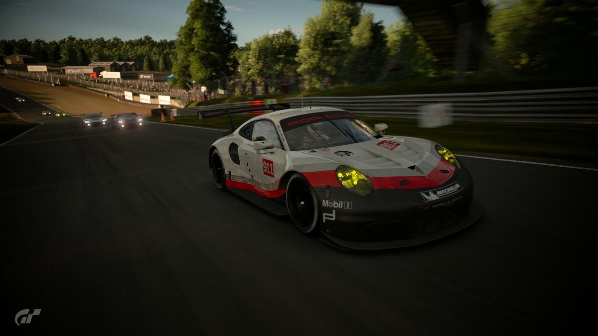 Porsche 911 RSR #granturismo #porsche #porsche911 #rsr #simulation #granturismophotography #simracing #ps4 #photography #carphotography #racing https://t.co/xWf6oRlE7Y