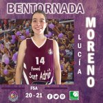 Image for the Tweet beginning: 📝 Lucía Moreno. Bentornada!   Otra