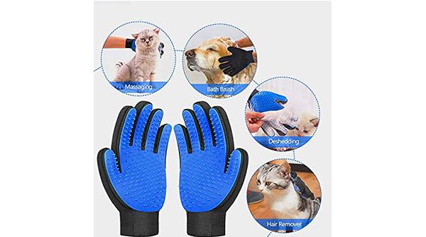 Grooming glove is ideal for dogs, rabbits, horses, and cats. https://amzn.to/2Ck1sKl  #bostonterriersofinstagram #flatnosedogsociety #squishyfacecrew #bostonterrierpuppy pic.twitter.com/jvUZbUbar1