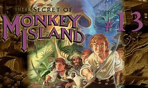 In the computer game, the Secret of Monkey Island, Hell is on an island named Monkey Island. Apparently this is based on fact. pic.twitter.com/YK8UOMXWQ8