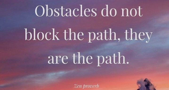 The more Obstacles you Overcome, the Stronger  you Become.  #WednesdayMotivation #Believe  #WednesdayThoughts #Wellness  #WednesdayWisdom https://t.co/JpRUAFay6D