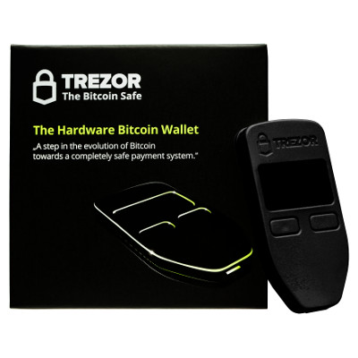 The Hardware Bitcoin Wallet. Get Trezor now for only 89 EUR https://t.co/RyPUbEzrNS #btc #bitcoin 03 https://t.co/UjSiTiFTEa