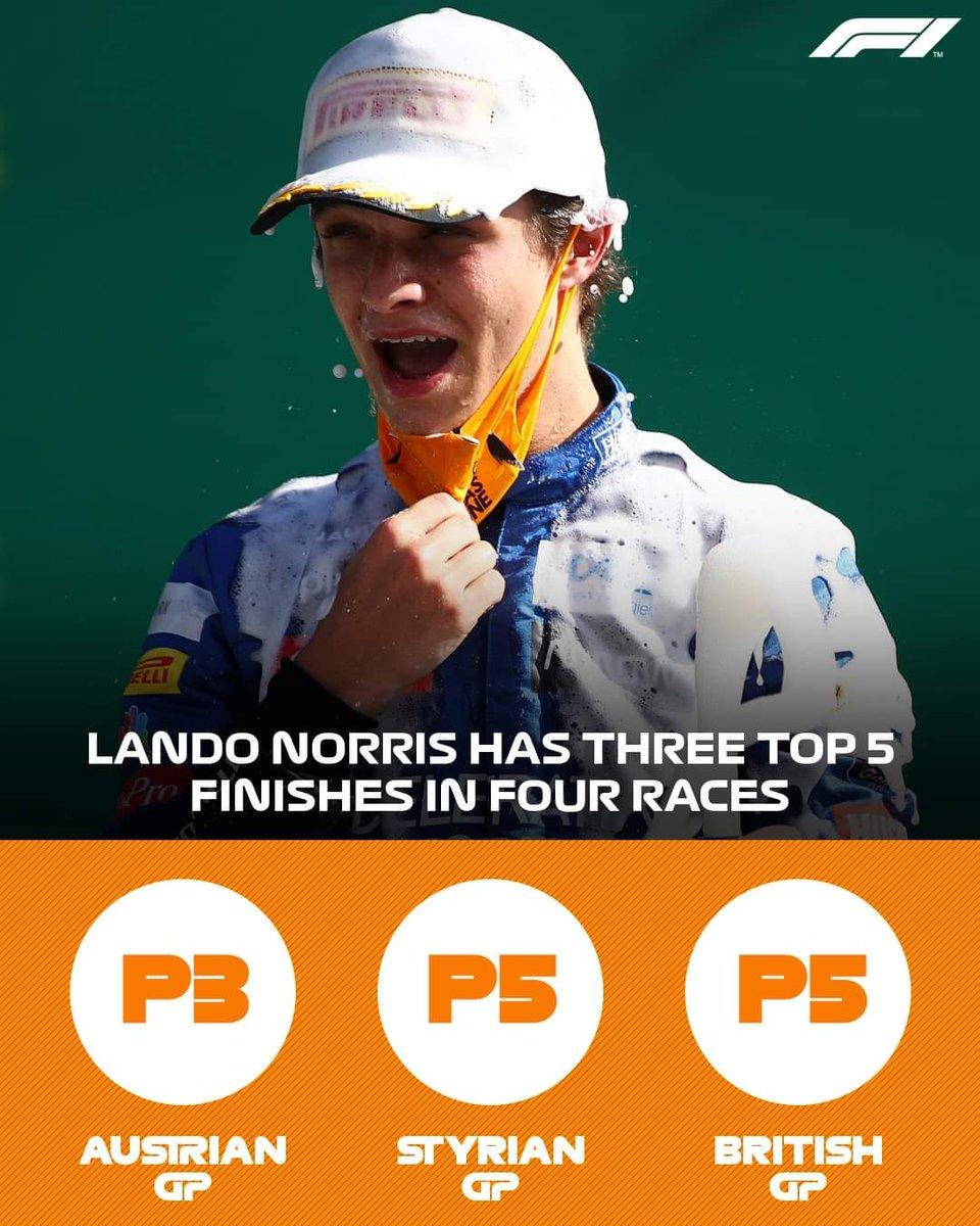 @LandoNorris #f1 #LandoNorris #AustrianGP #StyrianGP #BritishGP #Formel1 https://t.co/m1ColeusSC