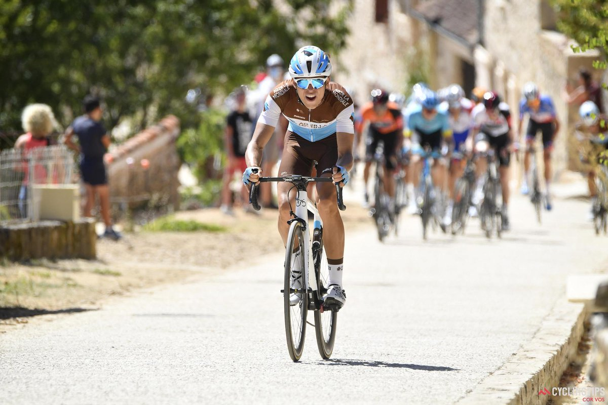 Vk2: Bernal wins La Route d'Occitanie, ISN signs Hagen: Daily News Digest https://t.co/BRpioizTID https://t.co/pcEKqblcSa