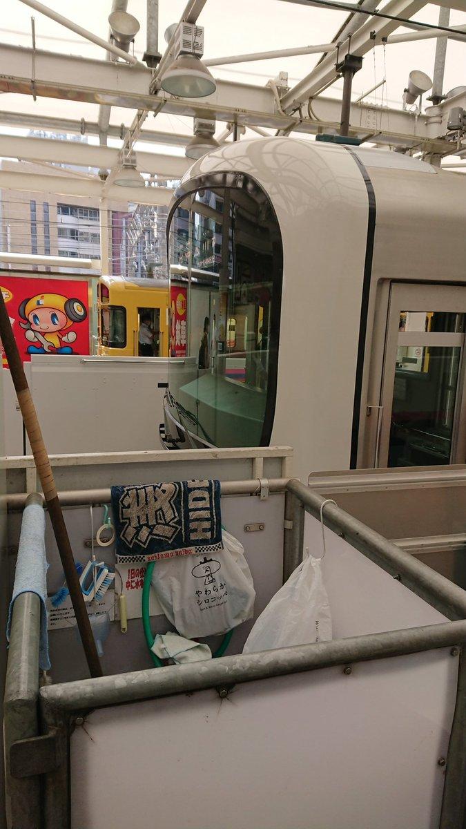 これ、西武鉄道公認の、いらなくなったタオルの使い方って事だよな?#seibulions