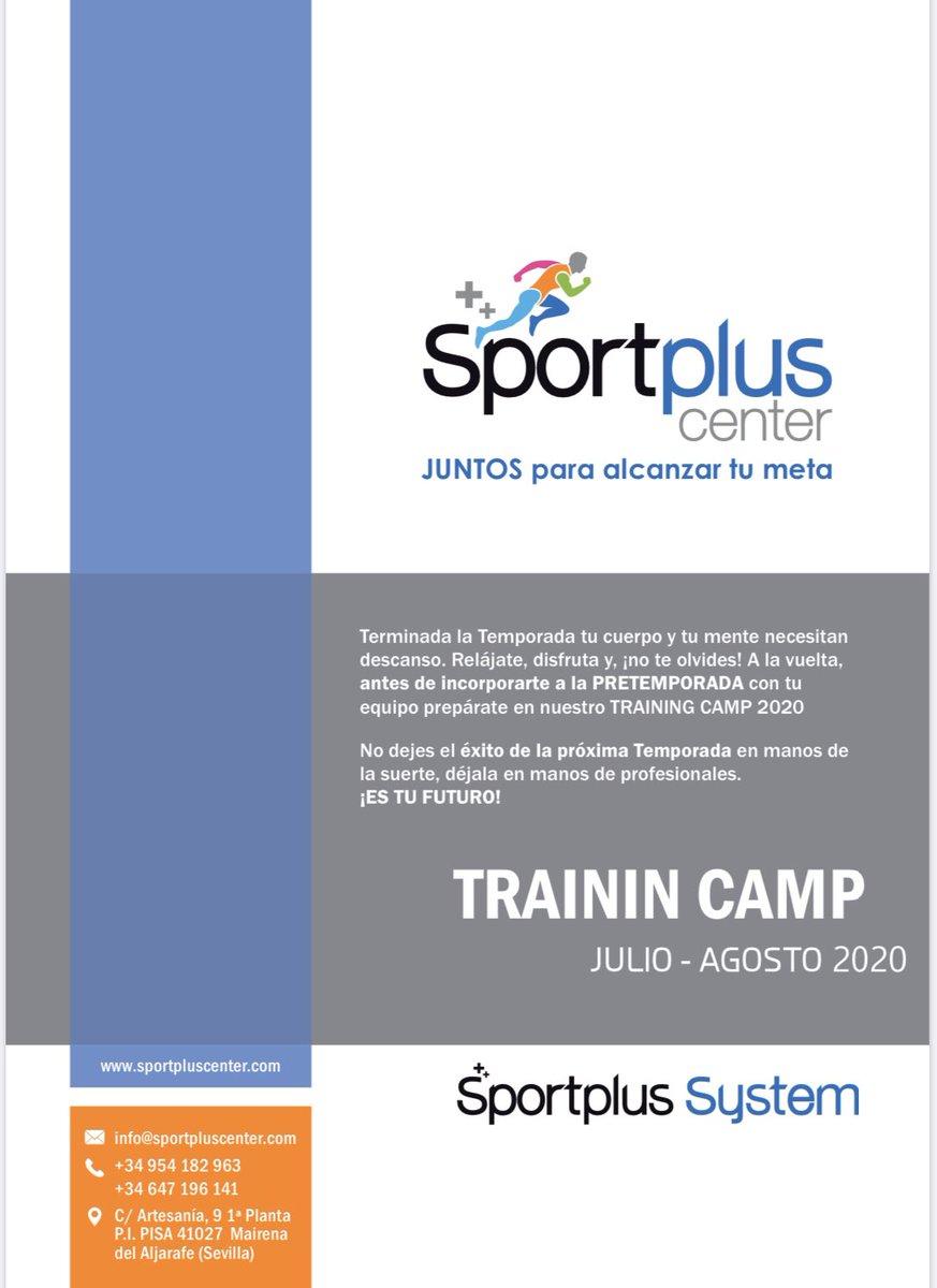 🙏🏻 Si compartes la información, puede llegarle a alguien que lo necesite ✅ RT 🤗  ⚽️TRAINING CAMP 2020⚽️ 😷 protocolo medidas COVID-19  #pretemporada #futbol #deporte #nuevosretos #Sevilla #andalucia #TrainingCamp #futbolista https://t.co/PkJCfBi0BZ