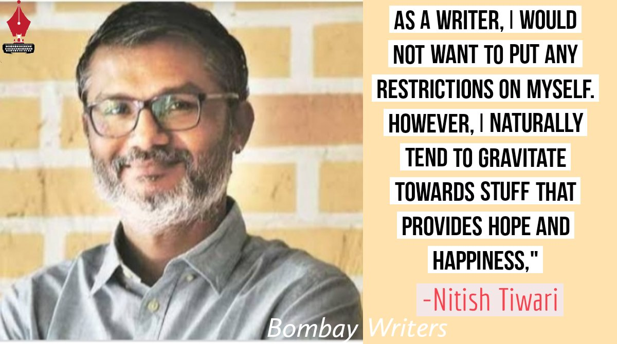 Nitesh Tiwari is an Indian film director, screenwriter, and lyricist known for his works in Bollywood. . . . #scriptwriting #screenwriting #filmmaking #film #screenwriter #screenplay #amwriting #writer  #nitishtiwari https://t.co/3YTLqCEuD7