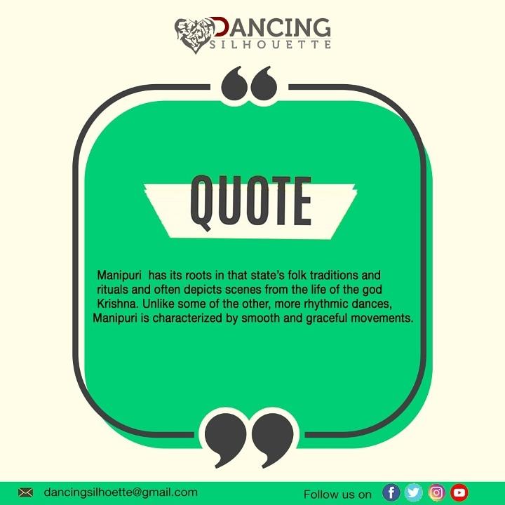 Did you know?#thedancingsilhouette #chitalekha #choreography #choreographer #didyouknow #didyouknowmanipuri #viral #ifidoyoucan #Ifidoyoudefinatelycan #manipuri #wednesdaywisdom #facts #wednesdaymorining #manipuridance #dance #dancers #dancersofinstagram #Indiapic.twitter.com/gbkw6w8xCs