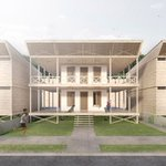 Image for the Tweet beginning: Perulu mimar ve mühendislerden oluşan